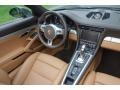 Porsche 911 Turbo S Cabriolet Agate Grey Metallic photo #13