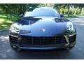 Porsche Macan S Night Blue Metallic photo #2