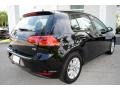 Volkswagen Golf 4 Door 1.8T S Black photo #10