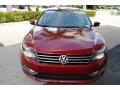 Volkswagen Passat Wolfsburg Edition Sedan Fortana Red Metallic photo #3