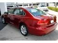Volkswagen Passat Wolfsburg Edition Sedan Fortana Red Metallic photo #6