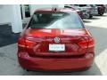 Volkswagen Passat Wolfsburg Edition Sedan Fortana Red Metallic photo #8