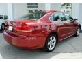 Volkswagen Passat Wolfsburg Edition Sedan Fortana Red Metallic photo #10