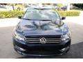 Volkswagen Passat Wolfsburg Edition Sedan Night Blue Metallic photo #3