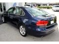 Volkswagen Passat Wolfsburg Edition Sedan Night Blue Metallic photo #6