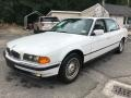 BMW 7 Series 740iL Sedan Alpine White III photo #2