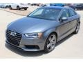 Audi A3 2.0 Premium Plus quattro Monsoon Gray Metallic photo #3