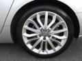 Audi A6 2.0T quattro Sedan Ice Silver Metallic photo #26
