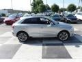 Audi Q3 2.0 TSFI Premium Plus quattro Florett Silver Metallic photo #3