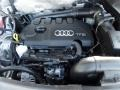 Audi Q3 2.0 TSFI Premium Plus quattro Florett Silver Metallic photo #6
