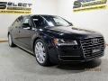 Audi A8 L 3.0T quattro Phantom Black Pearl photo #3