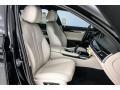 BMW 7 Series 740i Sedan Black Sapphire Metallic photo #2