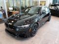 BMW M3 Sedan Black Sapphire Metallic photo #3