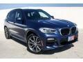 BMW X3 sDrive30i Phytonic Blue Metallic photo #12