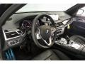 BMW 7 Series 740i Sedan Black Sapphire Metallic photo #4