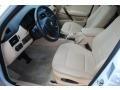 BMW X3 3.0si Alpine White photo #11