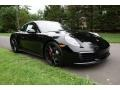 Porsche 911 Carrera 4S Coupe Black photo #1