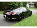 Porsche 911 Carrera 4S Coupe Black photo #4