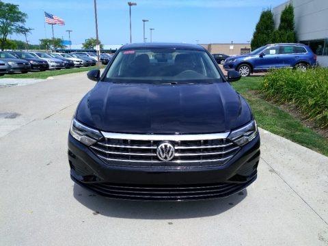 Black 2019 Volkswagen Jetta S