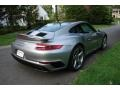 Porsche 911 Turbo Coupe GT Silver Metallic photo #6