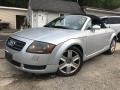 Audi TT 1.8T Roadster Lake Silver Metallic photo #1