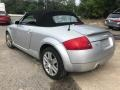 Audi TT 1.8T Roadster Lake Silver Metallic photo #4