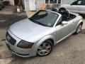 Audi TT 1.8T Roadster Lake Silver Metallic photo #18