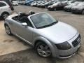 Audi TT 1.8T Roadster Lake Silver Metallic photo #20