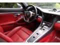 Porsche 911 Turbo Coupe Agate Grey Metallic photo #14