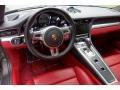 Porsche 911 Turbo Coupe Agate Grey Metallic photo #17