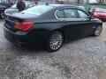 BMW 7 Series 750i xDrive Sedan Carbon Black Metallic photo #4