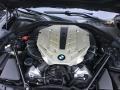 BMW 7 Series 750i xDrive Sedan Carbon Black Metallic photo #13