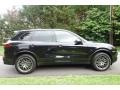 Porsche Cayenne Platinum Edition Jet Black Metallic photo #7