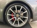 Porsche 911 Carrera S Cabriolet Agate Grey Metallic photo #18