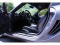 Porsche Cayman S Atlas Grey Metallic photo #8