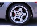 Porsche Cayman S Atlas Grey Metallic photo #16
