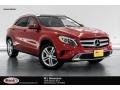 Mercedes-Benz GLA 250 4Matic Jupiter Red photo #1