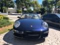 Porsche 911 Carrera S Cabriolet Midnight Blue Metallic photo #7