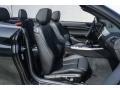BMW 2 Series M240i Convertible Black Sapphire Metallic photo #5