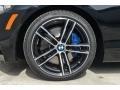 BMW 2 Series M240i Convertible Black Sapphire Metallic photo #9