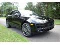 Porsche Macan S Black photo #1