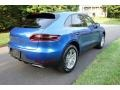 Porsche Macan  Sapphire Blue Metallic photo #4