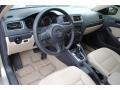 Volkswagen Jetta SE Sedan Moonrock Silver Metallic photo #16