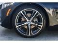 BMW 4 Series 430i Gran Coupe Jet Black photo #9