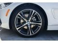 BMW 4 Series 430i Coupe Alpine White photo #9