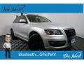 Audi Q5 3.2 Premium quattro Ice Silver Metallic photo #1