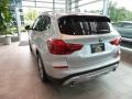 BMW X3 xDrive30i Glacier Silver Metallic photo #2