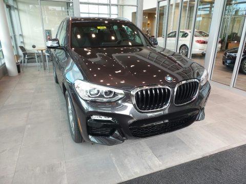 Dark Graphite Metallic 2019 BMW X3 xDrive30i