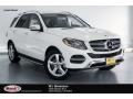 Mercedes-Benz GLE 350 Polar White photo #1