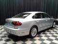 Volkswagen Passat SE Sedan Reflex Silver Metallic photo #6